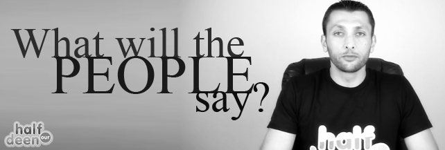 New Video: What will the people say?