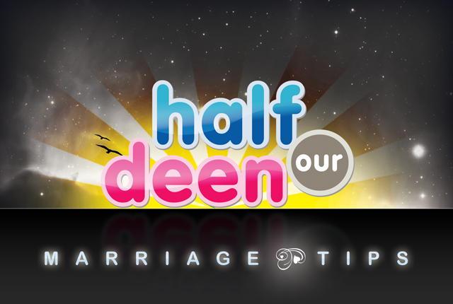 Enhancing your Half Our Deen profile